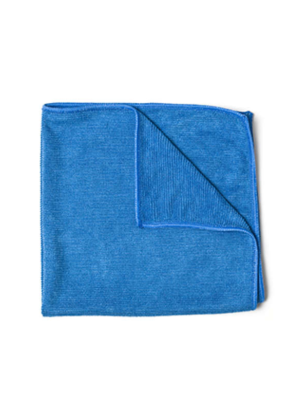 Shiny Garage Blue work cloth