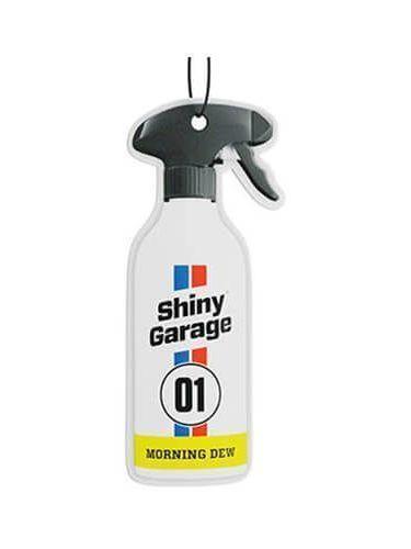 Shiny Garage Morning dew hanging air freshener